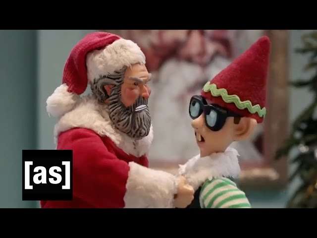 Robot Chicken Christmas Special: X-Mas United Teaser Trailer ...