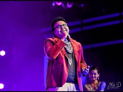 02 Adiye Ivale Andony Dasan semma performance D Imman Live in Singapore