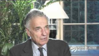 Ralph Nader on Water Fluoridation