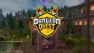 играю в Dungeon Quest 2 частьчит.опис