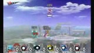 Super Smash Bros. Brawl (Cruel Brawl Squirtle 14)