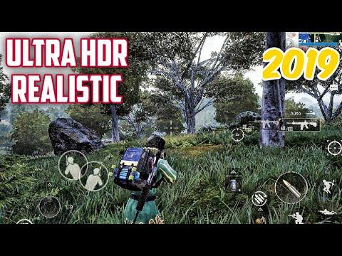ULTRA HDR REALISTIC/ PUBG MOBILE / IPAD MINI 2019
