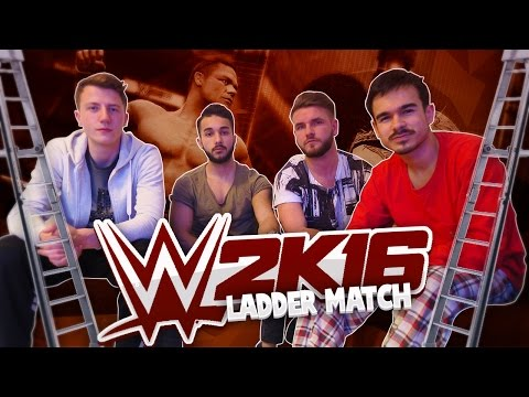 WWE 2K16 : SPANNENDES LADDER MATCH VS. STEFAN & BEREAL  !!