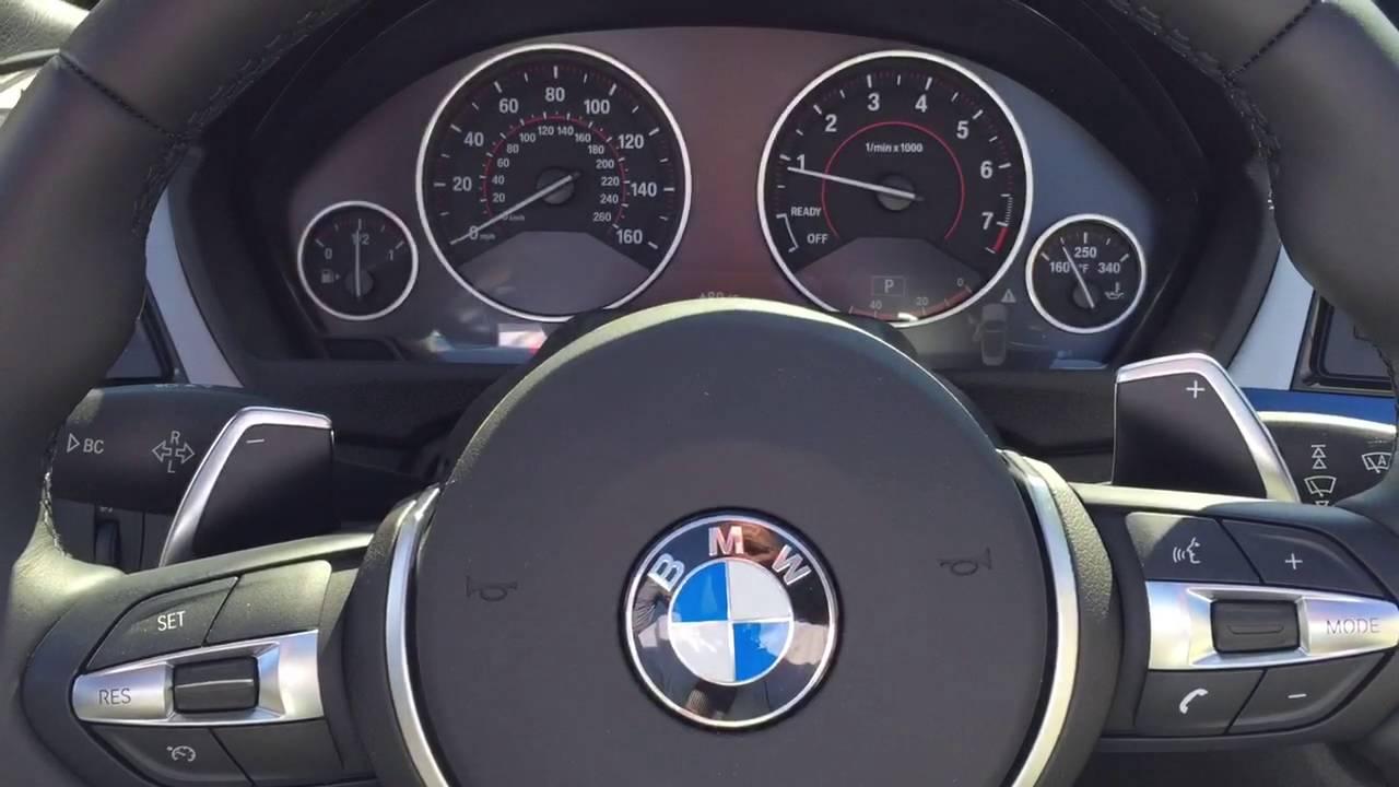 BMW 428I Convertible >> 2016 BMW 428i Convertible - YouTube