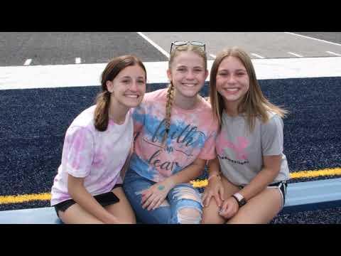 McGuffey Middle School Field Day 2021