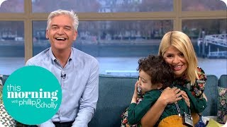 The Secret Life of 4 Year Olds Star Proposes to Holly | This Morning