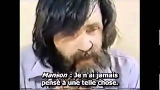 Charles Manson - Interview à Vacaville en 1985 - Sous titres Français - Partie 1