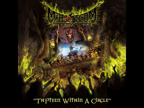 MaelstroM TH13TEEN WITHIN A CIRCLE LYRIC VIDEO