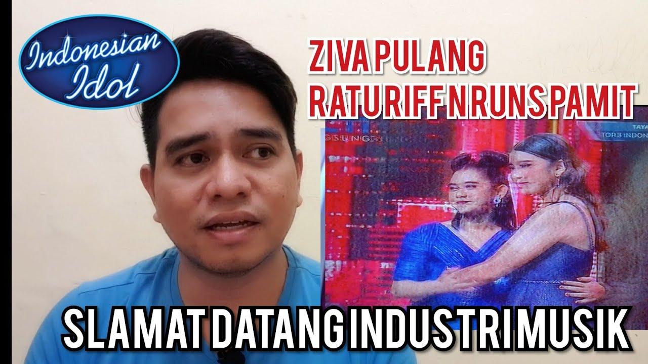 ZIVA PULANG, Guru Vocal berpendapat INDONESIAN IDOL 2020 ...