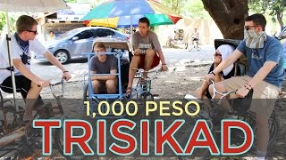 1,000 PESO TRISIKAD - Hey Joe Show