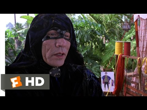 Mystery Men (8/10) Movie CLIP - Superhero Training (1999) HD