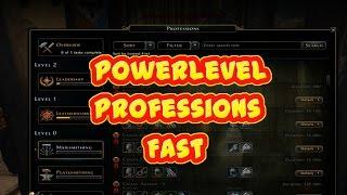 Neverwinter - Powerlevel Professions - Fast!