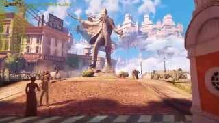 BioShock Infinite | MSI GTX 980 Ti LIGHTNING | 1440P | MAX SETTING | I7-5820K | DDR4