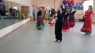 Мастер класс Венеры Ферарь/Танец с бубном