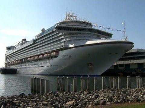 Norovirus on cruise ships