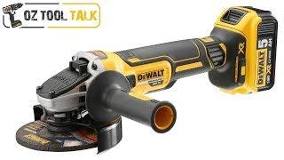 Dewalt Brushless 18V Grinder DCG405 DCG406