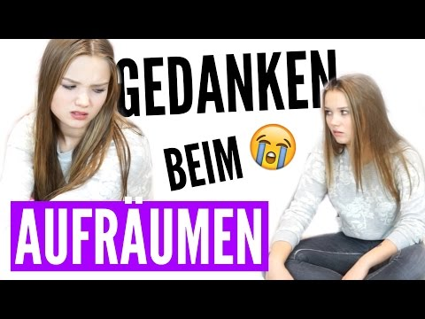 AUFRÄUMEN! THE STRUGGLE IS REAL | Julia Beautx