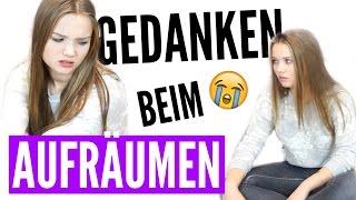 AUFRÄUMEN! THE STRUGGLE IS REAL | Julia Beautx