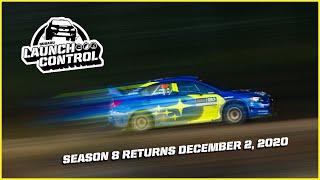 homepage tile video photo for Subaru Launch Control - Season 8 returns December 2
