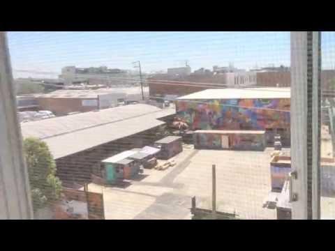 BEACON LOFTS 407 VIDEO TOUR ARTS DISTRICT DOWNTOWN LA