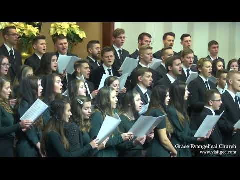 GEC Youth Choir - His Name Shall Be