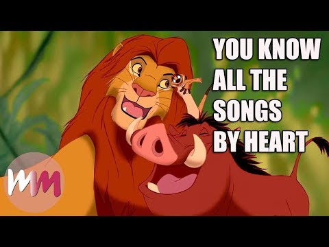 Download Youtube: Top 10 Signs You're A Disney Fan