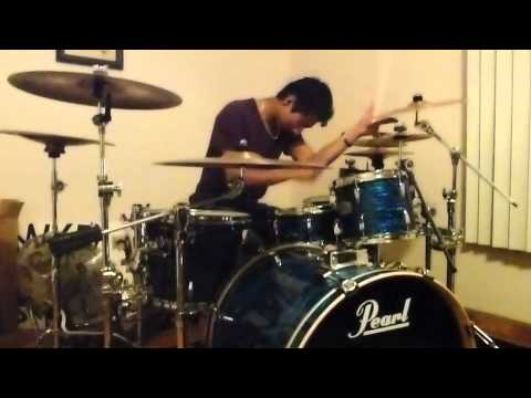Mikey-+44-Make You Smile (Drum Cover)