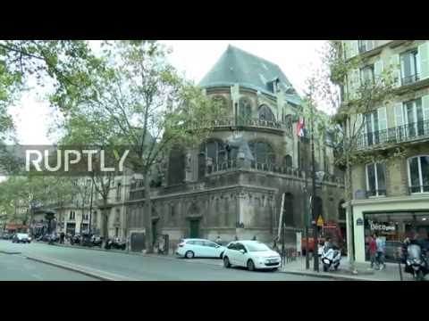 France: Church members evacuated due to false hostage situation reports