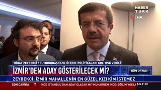 İzmir'den aday gösterilecek mi?