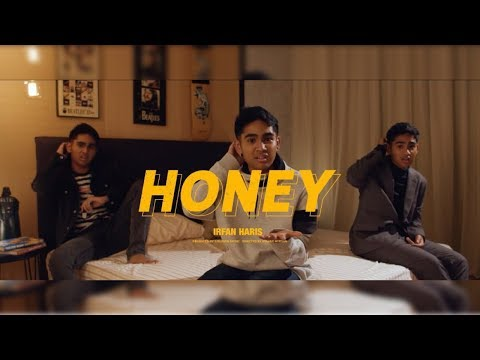 🔴 IRFAN HARIS - Honey (OFFICIAL MUSIC VIDEO)