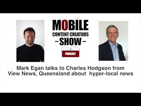 09 - Creating hyper-local news services using mobile and social media