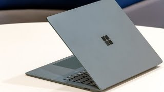 {WOW} This is Secret Microsoft Surface Laptop Review