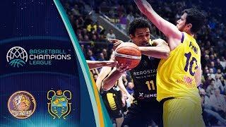 UNET Holon V Iberostar Tenerife - Full Game - Basketball Champions League 2018-19