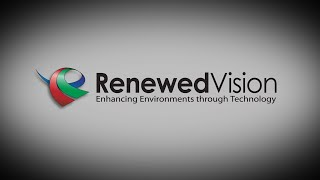 Working at Renewed Vision