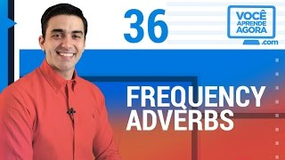 AULA DE INGLÊS 36 Frequency Adverbs (never, sometimes, usually, always) thumbnail