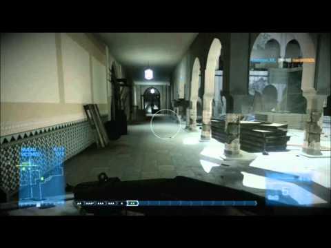 Battlefield 3 - Le Maitre d'Arme c'est ouf [Funtage]