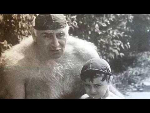 Фото советского ватерполиста испугало иностранцев