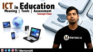 ICT in Education 01 - Concept Class by Abhishek Sir