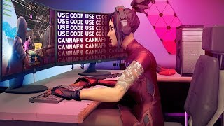 Qu'est-ce qui se passe vraiment quand une fille joue Fortnite