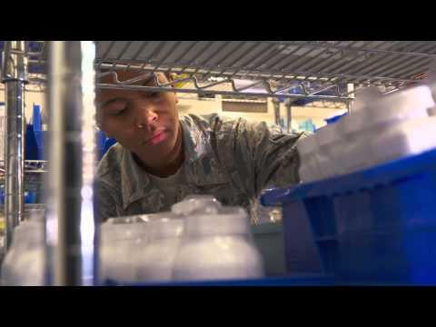 Logistics On Location: Nellis Air Force Base Pharmacy
