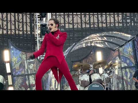 Ghost - Square Hammer [Live] - 7.9.2019 - Ullevi Stadium - Gothenburg, Sweden