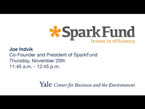 Joe Indvik, Spark Fund