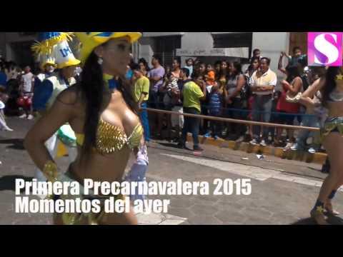 Primera precarnavalera 2015 Momentos del Ayer