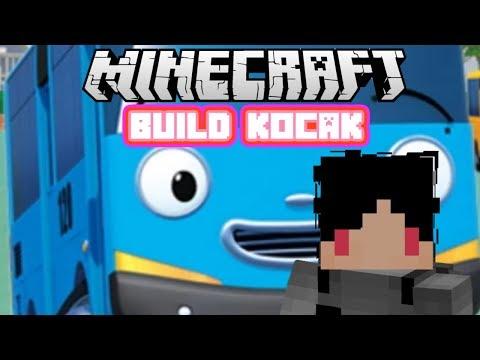 Minecraft Indonesia - Build Kocak (54) - Tayo!