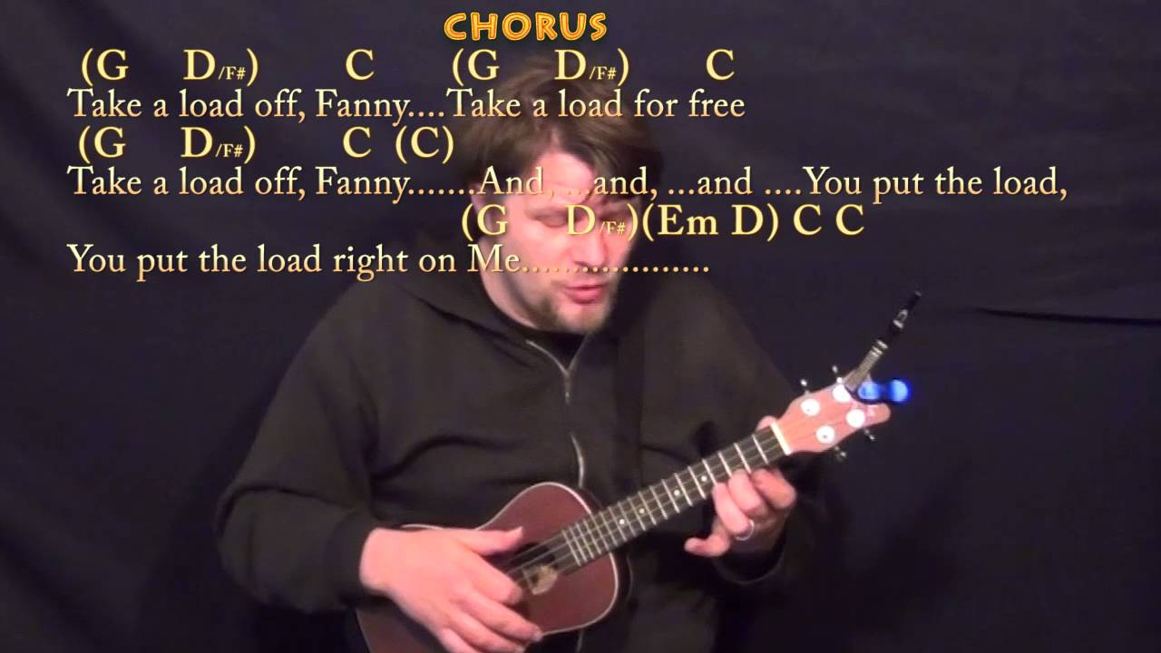 The weight the band ukulele cover lesson in g with chordslyrics the weight the band ukulele cover lesson in g with chordslyrics hexwebz Images