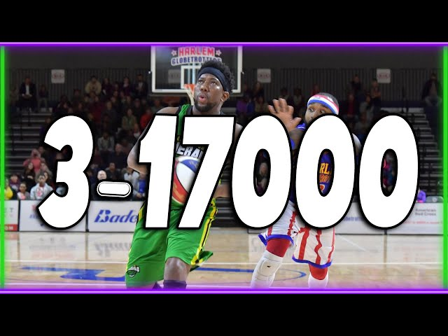 The Washington Generals: The Actual Worst Sports Team Ever