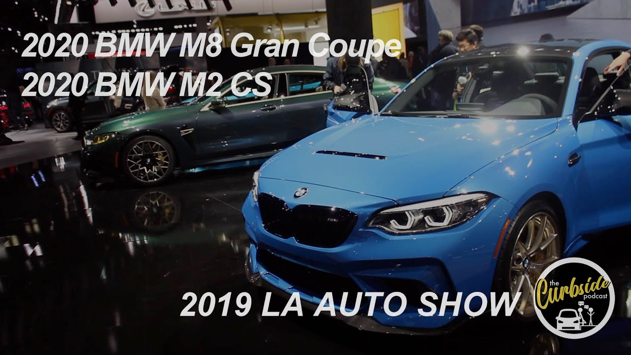 2020 BMW M8 Gran Coupe and M2 CS - Dat Midnight Green Doe!
