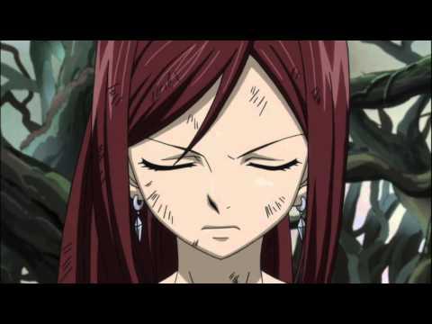Fairy Tail Erza vs Azuma - AMV Skillet - Rebirthing