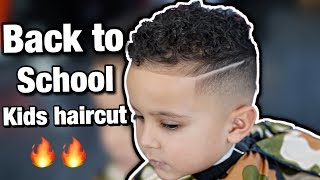 CUTTING MY SONS HAIR!! (giveaway WINNERS!!)