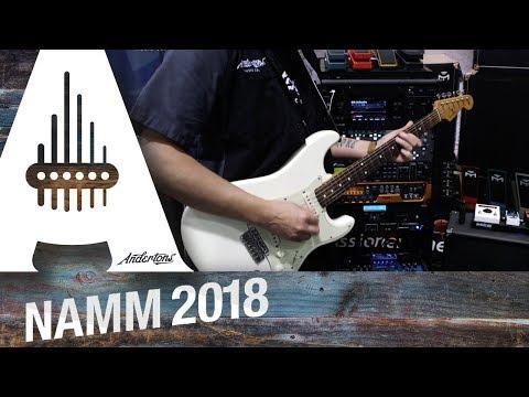 Mission Engineering - NAMM 2018
